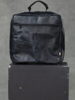 Washable paper bagpack